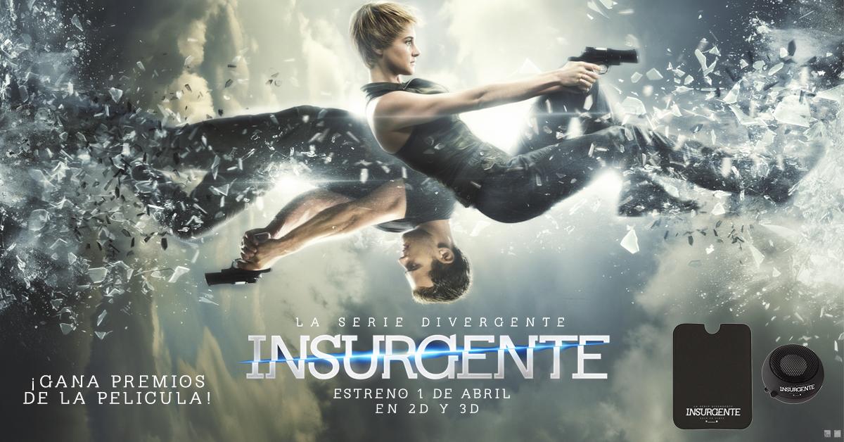 Promo Insurgente - Poster