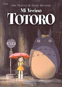 Mi vecino Totoro - Poster