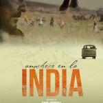 Anochece en la India - Poster