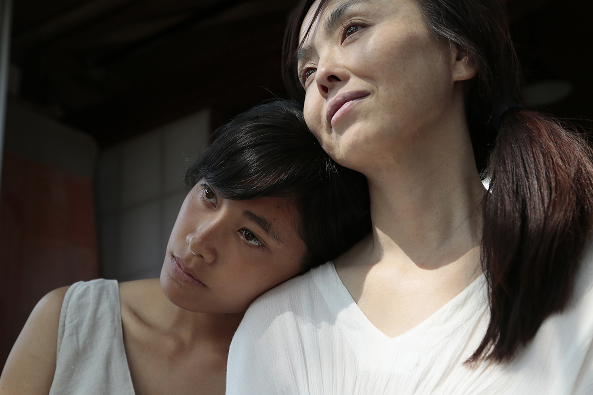 Jun Yoshinaga y Miyuki Matsuda en Aguas tranquilas
