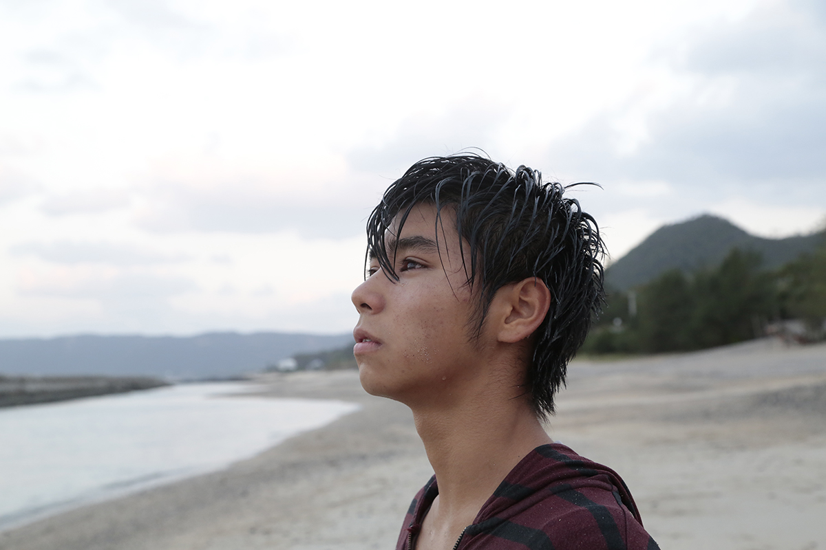 Nijirô Murakami en Aguas tranquilas