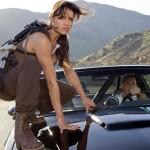Michelle Rodriguez y Vin Diesel en Fast & Furious: Aún más rápido