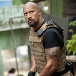 Dwayne Johnson en Fast & Furious 5