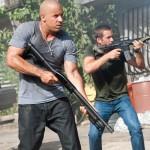 Vin Diesel y Paul Walker en Fast & Furious 5
