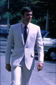 George Lazenby en 007 al servicio secreto de su majestad