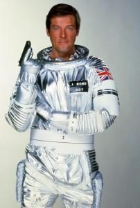 Roger Moore en Moonraker