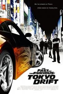 A todo gas: Tokyo Race - Poster americano
