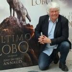 Jean-Jacques Annaud en la presentación de El último lobo (2)