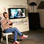 Eric Lartigau en la presentación de La familia Bélier (3)