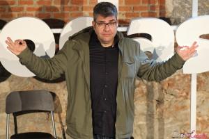 Florentino Fernández en la presentación de El gurú de las boda (2)