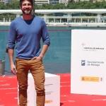 Félix Gómez en la presentación de Tiempo sin aire en el 18 Festival de Málaga ©AnaBelenFernandez