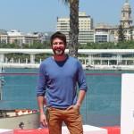 Félix Gómez en la presentación de Tiempo sin aire en el 18 Festival de Málaga (2) ©AnaBelenFernandez