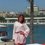 Adriana Ugarte en la presentación de Tiempo sin aire en el 18 Festival de Málaga (2) ©AnaBelenFernandez