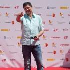Carlos Bardem en la presentación de La Deuda (Oliver´s Deal) en el 18 festival de Málaga (3)