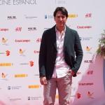 Alberto Ammann en la presentación de La Deuda (Oliver´s Deal) en el 18 festival de Málaga (2)