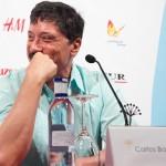 Carlos Bardem en la presentación de La Deuda (Oliver´s Deal) en el 18 festival de Málaga