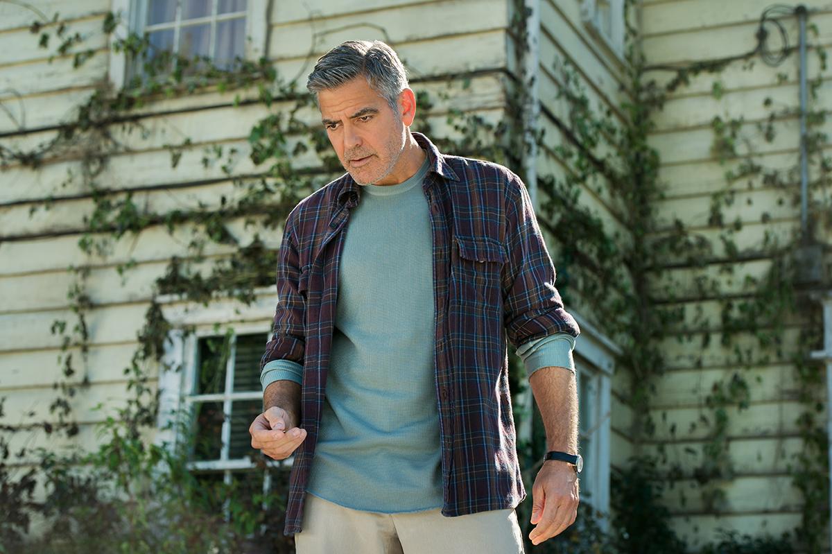 George Clooney en Tomorrowland: El mundo del mañana