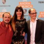 Joaquín Núñez, Yolanda Ramos y Jordi Sánchez en la presentación de Ahora o nunca (©PipoFernandez)