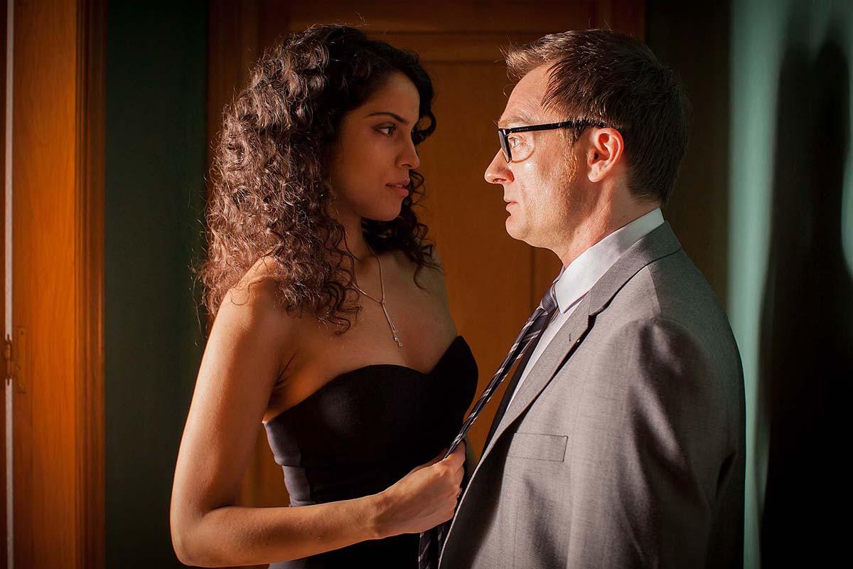 Esther Méndez y Ben Temple en Matar el tiempo
