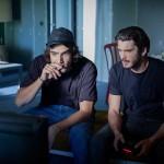 Aitor Luna y Yon González en Matar el tiempo