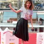 Leticia Dolera en la presentación de Requisitos para ser una persona normal en el 18 festival de Málaga
