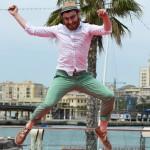 Manuel Burque en la presentación de Requisitos para ser una persona normal en el 18 festival de Málaga (2)