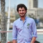 Miki Esparbé en la presentación de Requisitos para ser una persona normal en el 18 festival de Málaga