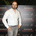 Gonzalo Bendala en la presentación de Asesinos inocentes (2)