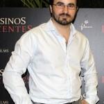 Gonzalo Bendala en la presentación de Asesinos inocentes (3)