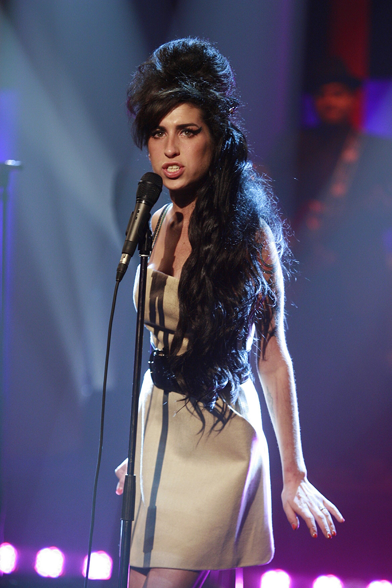 Amy Winehouse en Amy