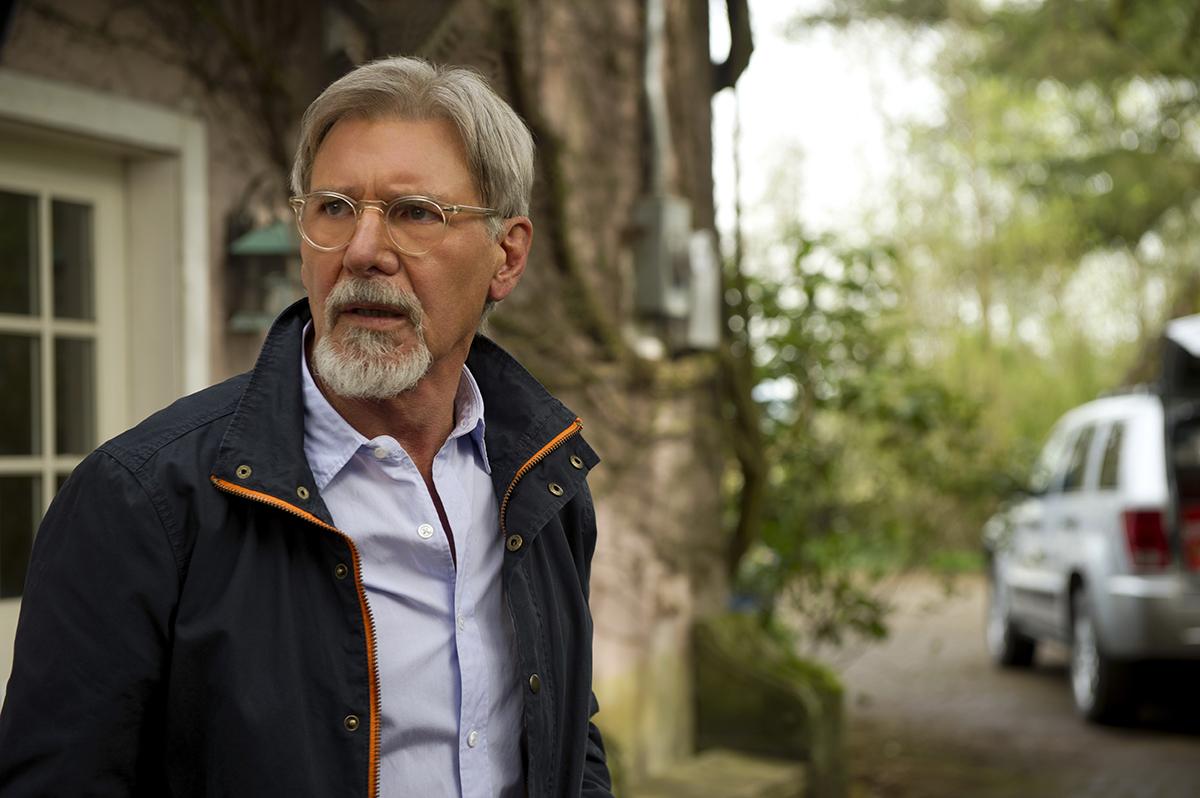 Harrison Ford en El secreto de Adaline