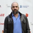 Luis Tosar en la presentación de las primeras imágenes de El desconocido en el 18 festival de Málaga (2)