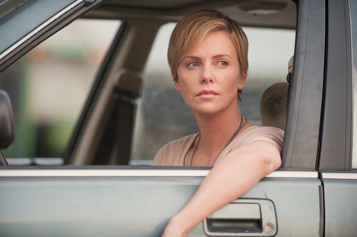 Charlize Theron en Dark Places