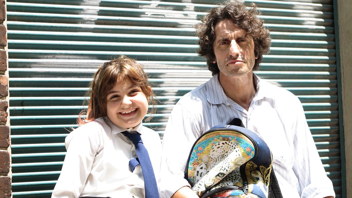 Guadalupe Manent y Diego Peretti en Sin hijos