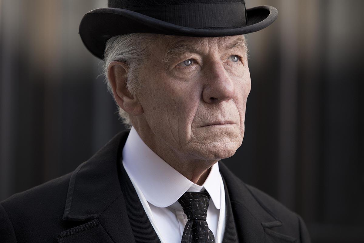 Ian McKellen en Mr. Holmes