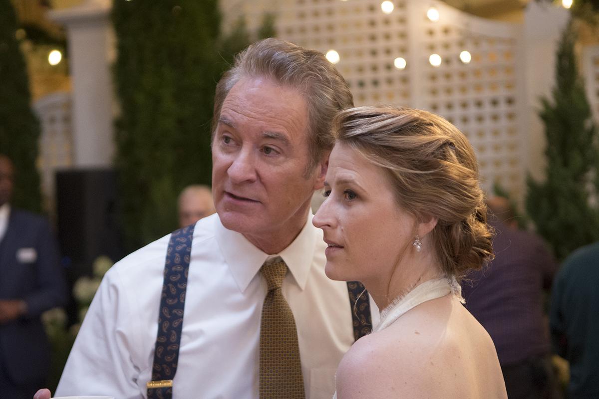 Kevin Kline y Mamie Gummer en Ricki