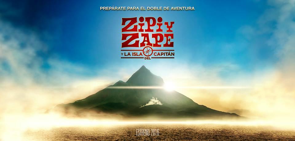 Zipi y Zape y la Isla del Capitán -Poster (@ZetaCinema)
