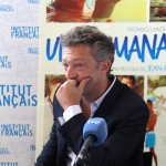 Vincent Cassel en la presentación de Una semana en Córcega (3)