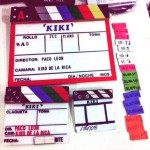 Claqueta de Kiki, el amor se hace (@kikipelicula)