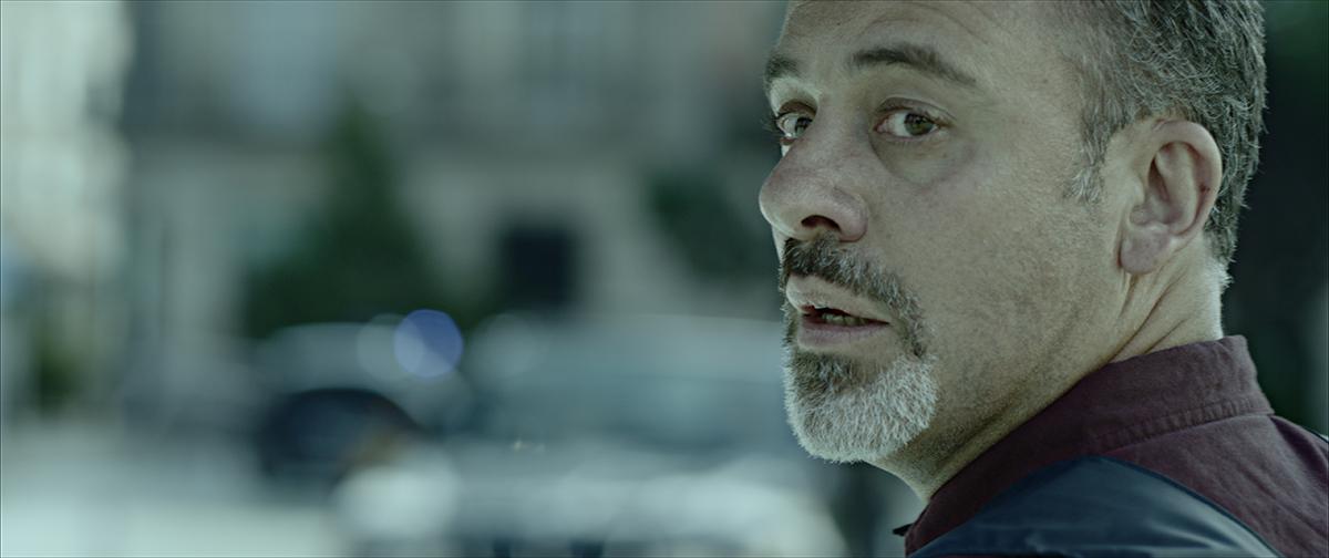 Javier Gutiérrez en El desconocido