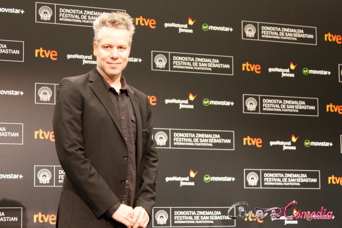 Federico Veiroj en el 63 Festival de San Sebastián
