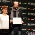 Eliane Caffé y Andre Montenegro en el 63 Festival de San Sebastián