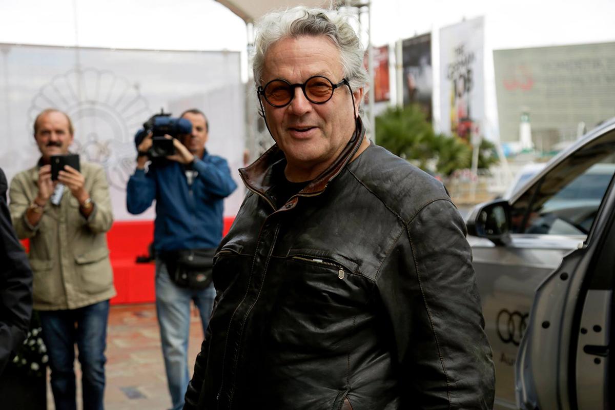 George Miller en el 63 Festival de San Sebastián (©IñakiPardo)