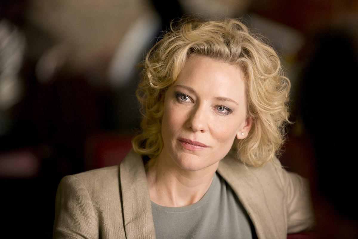 Cate Blanchett en La verdad