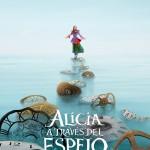 Alicia a través del espejo - Teaser Poster Alicia