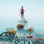 Alicia a través del espejo - Teaser Poster Sombrerero Loco