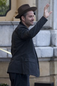 Scott Cooper en el 63 Festival de San Sebastián (2)