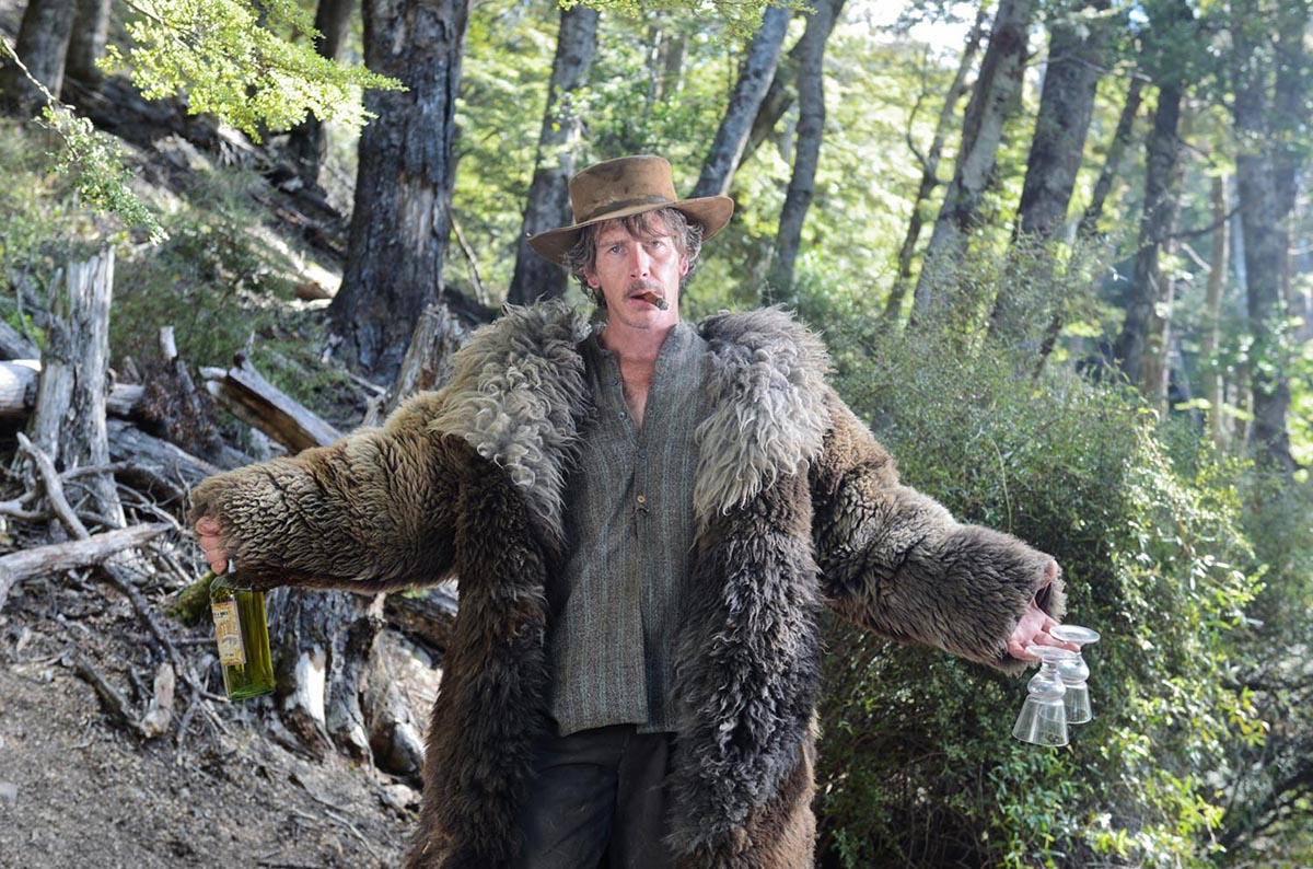Ben Mendelsohn en Slow West