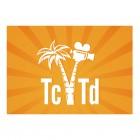 Logo Todo Cine. Todo Dominicana