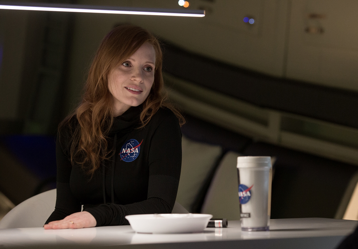 Jessica Chastain en Marte (The Martian)